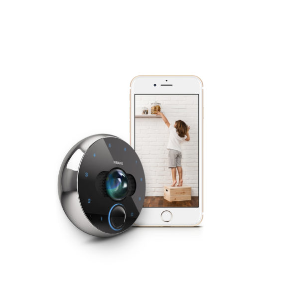 FIBARO IP Intercom Интерком