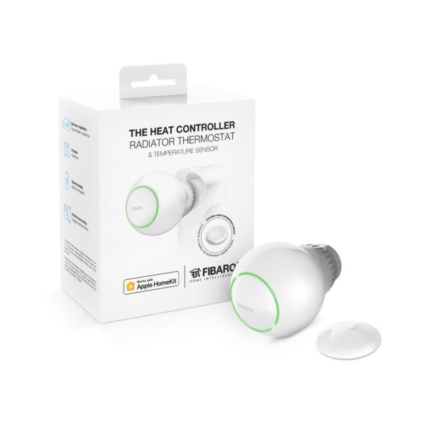 Fibaro термостат Apple HomeKit